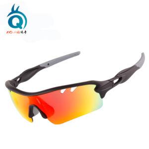 UV400 mode Cyclisme Sports Lunettes de soleil polarisées avec 5 lentille de rechange