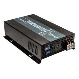 2000W DC AC Conversor de onda senoidal pura Inversor de Energia solar para aluguer de barco RV Fonte de Alimentação