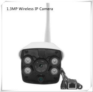 1.3MP WiFi Haupt-CCTV-videonetz-Sicherheits-wasserdichte Digital IP-Kamera