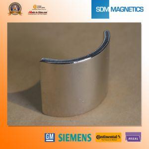 Огромный сегмент постоянные Редкоземельные Неодимовый магнит с чашки формы