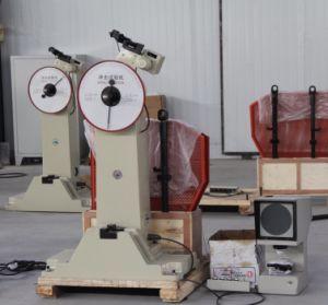 500J Visor de computador de teste de impacto Charpy
