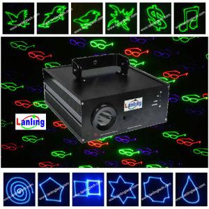 Лазерное шоу системы RGB / Цветной лазерный L8610DJ RGB