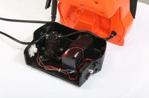 Elevadores eléctricos de alta eficiência de 18L/Bateria Manual mochila pulverizador agrícola (SX-MD18E-2)