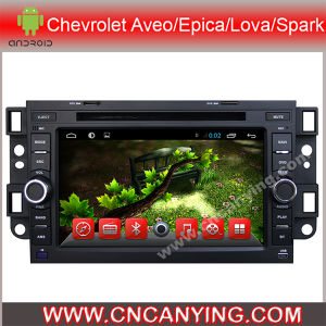 Chevrolet Aveo/Epica/Lova (AD-7107)를 위한 A9 CPU를 가진 Pure Android 4.4 Car DVD Player를 위한 차 DVD Player Capacitive Touch Screen GPS Bluetooth