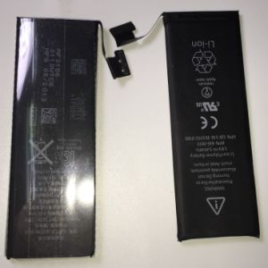 Polímero de Litio 3,7V baterías de teléfonos móviles para el iPhone 5G