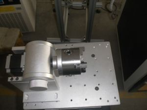 Type de table de Rhino fibre Aser Marking machine RF-20