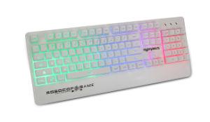 Het nieuwe LEIDENE van het Gokken van de Kleur van Luminou USB van het Ontwerp Backlit Toetsenbord van de Computer