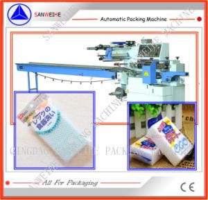 Macchina imballatrice automatica della spugna di pulizia Swa-450
