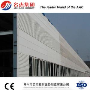 50000m3 - 100000m3 de panel de pared ligero de la máquina