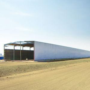 Oficina da construção de aço em Angola (SSW-16126)