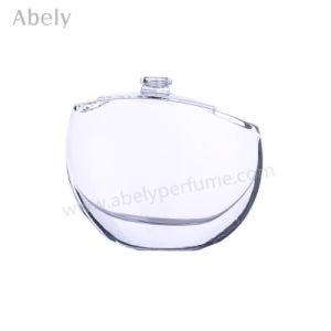 Bestellte Duftstoff-Flaschen 3.4FL voraus. Unze-ovalgeschnittene Glasduftstoff-Flasche