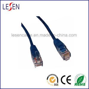 Cable de conexión, Cat5e/UTP CAT6/FTP/SFTP, cobre o CCA o conductor CCS