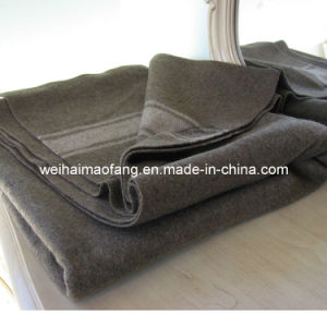 30%Wool/70%Polyester Blended Army /Military Blanket