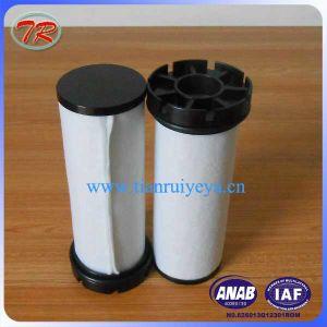 Mil's Élément de filtre de pompe à vide 606869, pompe à vide du filtre d'échappement