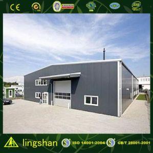 Полуфабрикат мастерская стальной структуры (LS-SS-052)