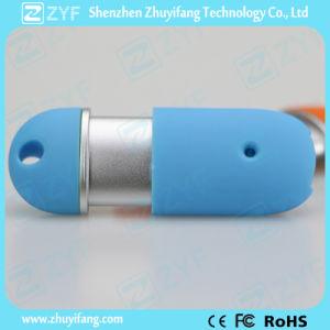 Многоцветные пластиковые скользящие таблетки форма флэш-накопитель USB (ZYF1811)