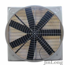 Волокна электровентилятора системы охлаждения двигателя для печати и окрашивания на заводе (JL-110)