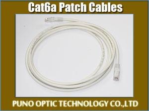 23AWG CAT6 patch cord de cobre entrançado