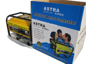 De Generators van Korea van Astra met Soncap (AST3700)