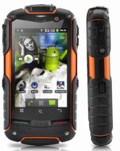 Spezieller schroffer Watrproof intelligenter TelefonAndroid 2.3 GPS 3G