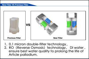 イタリアの水ポンプを搭載する医学の毛の取り外しのダイオードレーザーの大広間装置