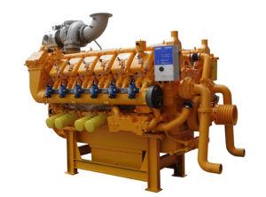 新しい30%のディーゼル燃料、70%の性質のガスの二重燃料エンジン