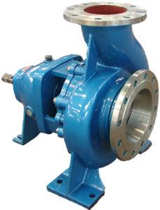 Fin de la série Ies phase unique d'aspiration de pompe centrifuge