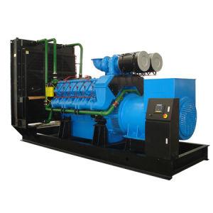 1MW Ligação paralela de grupo gerador diesel de 5 MW,