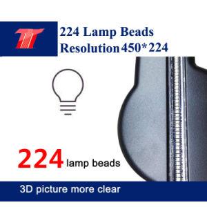 Ventilateur de l'intérieur d'affichage LED hologramme