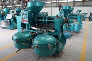 Le traitement de l'huile de graines Expeller Yzlxq130-8 Appuyez sur la machine d'huile froide