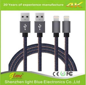 Barato preço USB de 8 pinos 1ft 3ft 6ft 10FT Cabo USB de iluminação