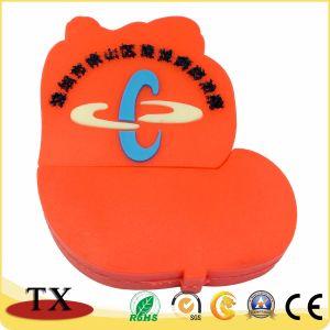 Custom мягкий ПВХ флэш-памяти USB