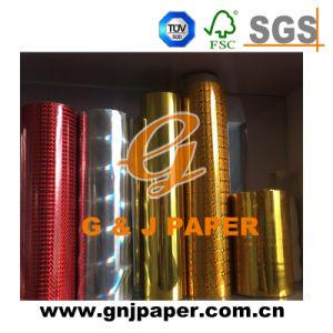 Сплава 8011 алюминиевых самоклеющиеся золотая фольга бумаги для наклейки