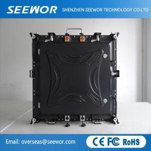使用料のための高い明るさP6mm屋外のLED表示
