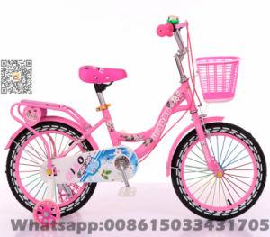 Última Novo Design de Moda de bicicletas para crianças Bonitinha crianças aluguer