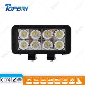 IP68 80W 24V LEIDENE van de LEIDENE Lamp van de Auto Drijf Lichte Staaf