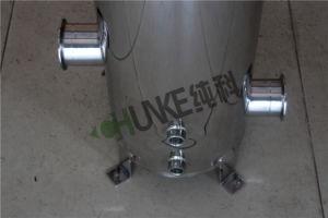 Tipo custodia della macchina del morsetto del filtrante di acqua/filtro della cartuccia