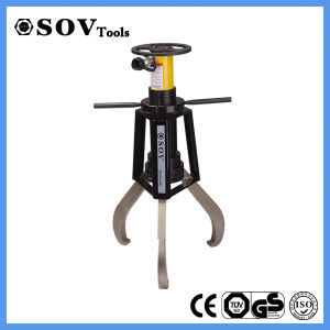 Piccolo tenditore manuale dell'attrezzo del cilindro idraulico da 10 tonnellate