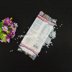 Sac de plastique transparent de qualité alimentaire