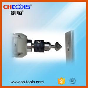 Avellanador de acero de alta velocidad para perforar Cutter