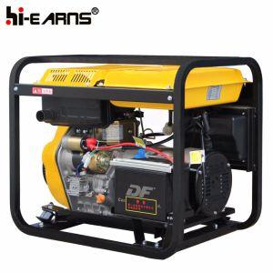 6 квт электрической мощности запуска дизельных генераторных установках (DG8000E)