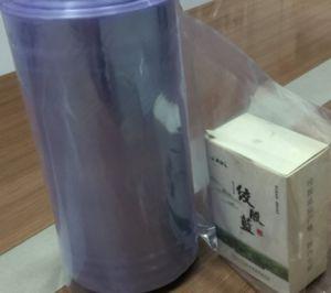 L'emballage rétractable PVC film chaud