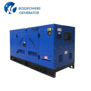 Бесшумный корпус на открытой раме дизельный генератор с хорошим запасные части