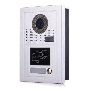 جديدة ذكيّة مرئيّة باب هاتف آلة تصوير مسيكة خارجيّ [بلّ] اتّصال داخليّ [دووربلّ] فيديو