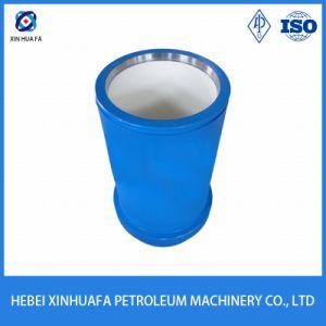 bomba de lama da série F da luva de cerâmica/partes separadas dos pistões válvulas/bomba de lama partes separadas