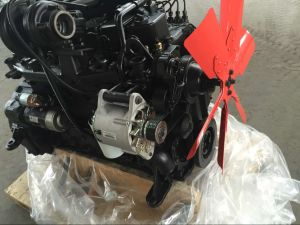 180HP 물 냉각 6 실린더 6BTA5.9-C180 Cummins 디젤 엔진