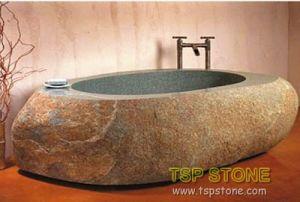Vasca Da Bagno In Pietra : Vasca da bagno di pietra di marmo indipendente del granito del