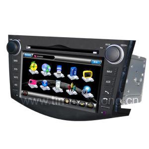 Специальный автомобильный DVD плеер для Toyota RAV4 (TID-8918)