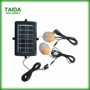 De mini ZonneUitrustingen van de Verlichting voor Huis Binnen