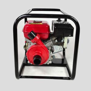 Motor de gasolina de 6.5HP Bomba de agua bomba de la luz de 2 pulg.